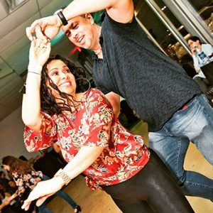 Special Salsa Class: Styling for Followers