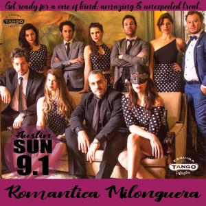 Orquesta Romantica Milonguera Live