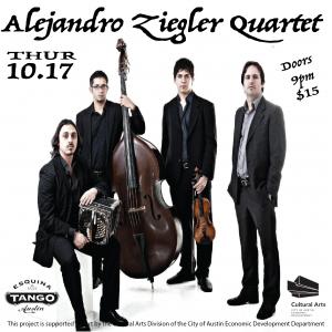 Alejandro Ziegler Quartet