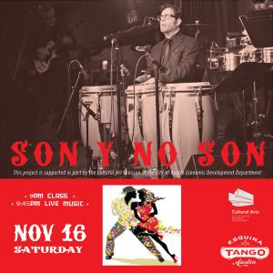 Rey Arteaga/Son y No Son Live