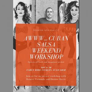 Cuban Salsa Workshop