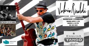 Argentine Rock with Valerio Rinaldi