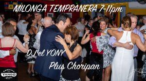 Milonga Tempranera! Plus Choripan @ Esquina Tango Austin