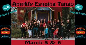 Amplify Esquina Tango